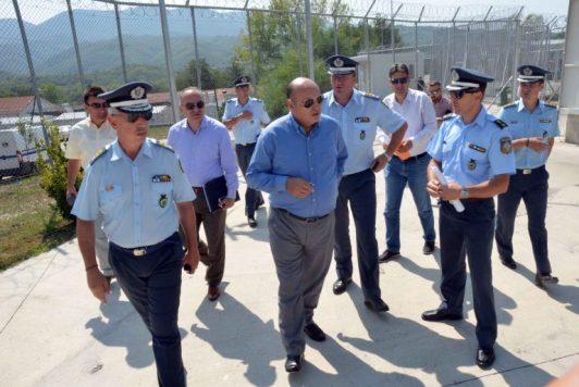 Επίσκεψη-στις-Δομές-Φιλοξενίας-Μεταναστών-Προσφύγων-Βόρεια Ελλάδα-03