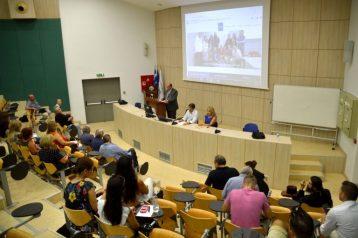 Φόρουμ Τουρισμού-Πανεπιστήμιο Πελοποννήσου-Τζανέτος Φιλιππάκος 04