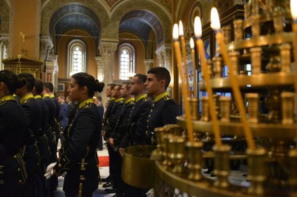 Διπλή γιορτή των Εισοδίων της Θεοτόκου και των Ενόπλων Δυνάμεων Τζανέτος ΦΙΛΙΠΠΑΚΟΣ 1
