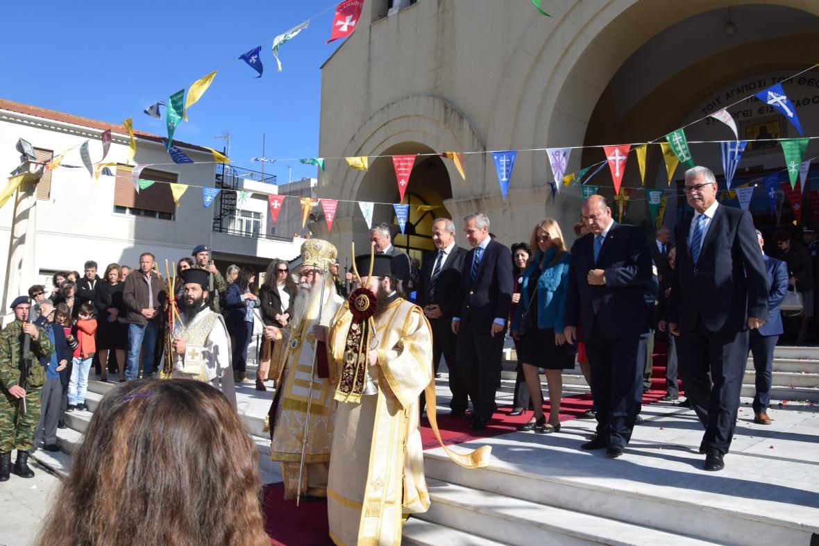 Εορτασμός του Πολιούχου της Σπάρτης Οσίου Νίκωνος Τζανέτος ΦΙΛΙΠΠΑΚΟΣ 6