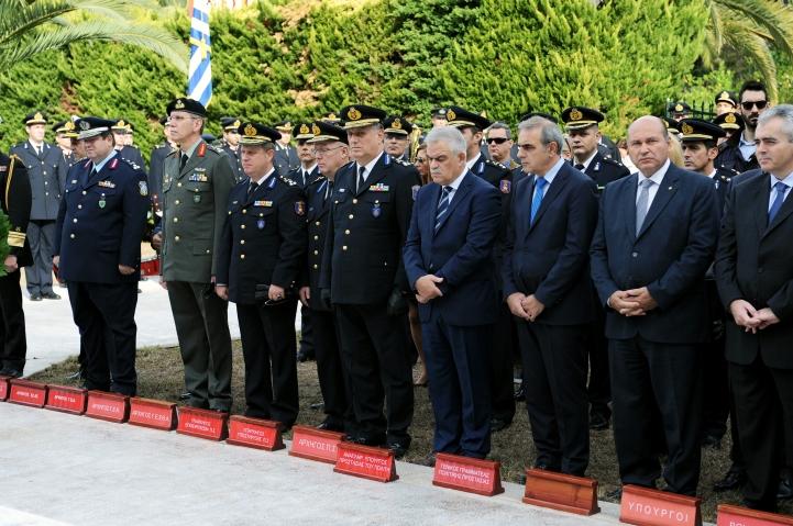 Τζανέτος ΦΙΛΙΠΠΆΚΟΣ Ημέρα Μνήμης Πεσόντων Πυροσβεστών 1