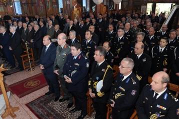 Τζανέτος ΦΙΛΙΠΠΆΚΟΣ Ημέρα Μνήμης Πεσόντων Πυροσβεστών 2Α