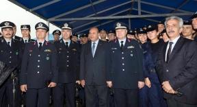 Τζανέτος ΦΙΛΙΠΠΆΚΟΣ Τελετή Ορκομωσίας Πρωτοετών Δόκιμων Υπαστυνόμων 1