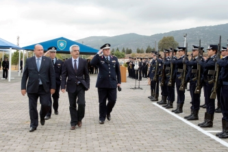 Τζανέτος ΦΙΛΙΠΠΆΚΟΣ Τελετή Ορκομωσίας Πρωτοετών Δόκιμων Υπαστυνόμων 3