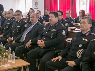 Διάλεξη στην Σχολή Εθνικής Ασφάλειας Τζανέτος ΦΙΛΙΠΠΑΚΟΣ 4