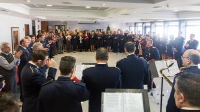 Τζανέτος ΦΙΛΙΠΠΑΚΟΣ Πρωτοχρονιάτικα Κάλαντα Αρχηγείο ΕΑ στ