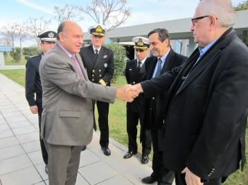 Σύσκεψη στο Λιμάνι της Πάτρας - Τζανέτος ΦΙΛΙΠΠΑΚΟΣ 3