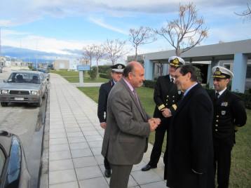 Σύσκεψη στο Λιμάνι της Πάτρας - Τζανέτος ΦΙΛΙΠΠΑΚΟΣ 4