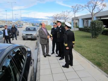 Σύσκεψη στο Λιμάνι της Πάτρας - Τζανέτος ΦΙΛΙΠΠΑΚΟΣ 6