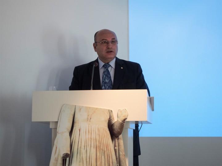 Τζανέτος ΦΙΛΙΠΠΑΚΟΣ - Συνέδριο του Ελληνικού Συμβουλίου για τους Πρόσφυγες α