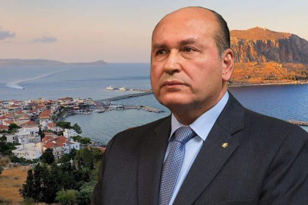 Tζανέτος ΦΙΛΙΠΠΑΚΟΣ - ΕΛΤΑ ΜΟΝΕΜΒΑΣΙΑΣ