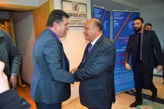 Τζανέτος ΦΙΛΙΠΠΑΚΟΣ -10ο Περιφερειακό Συνέδριο για την Παραγωγική Ανασυγκρότηση στην Πελοπόννησο (2)