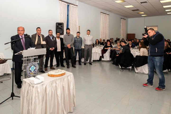 Τζανέτος ΦΙΛΙΠΠΑΚΟΣ - Εκδήλωση Κοπής Πίτας Πολιτικών Υπαλλήλων (4)