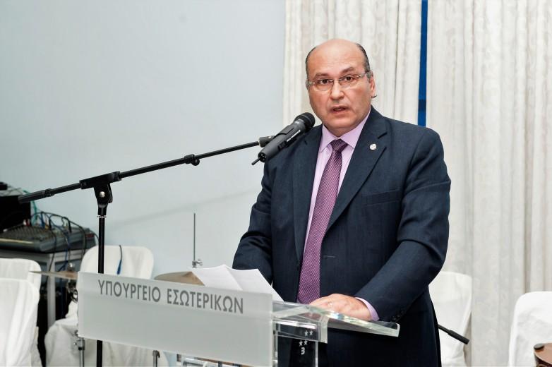 Τζανέτος ΦΙΛΙΠΠΑΚΟΣ - Εκδήλωση Κοπής Πίτας Πολιτικών Υπαλλήλων (3)