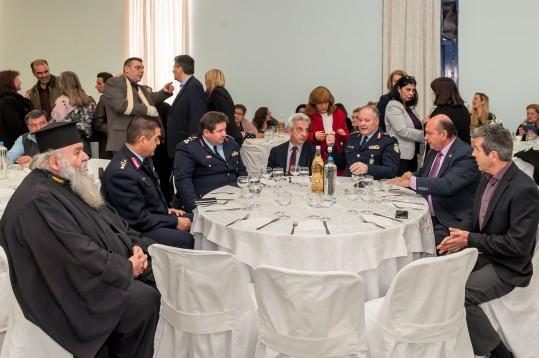 Τζανέτος ΦΙΛΙΠΠΑΚΟΣ - Εκδήλωση Κοπής Πίτας Πολιτικών Υπαλλήλων (1)
