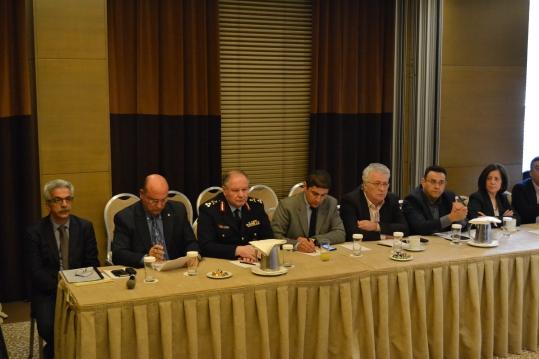 Τζανέτος ΦΙΛΙΠΠΑΚΟΣ - Εργασίες Διοικητικού και Γενικού Συμβουλίου της ΠΟΑΣΥ (1)