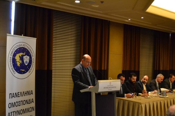 Τζανέτος ΦΙΛΙΠΠΑΚΟΣ - Εργασίες Διοικητικού και Γενικού Συμβουλίου της ΠΟΑΣΥ (3)