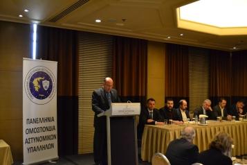 Τζανέτος ΦΙΛΙΠΠΑΚΟΣ - Εργασίες Διοικητικού και Γενικού Συμβουλίου της ΠΟΑΣΥ (4)