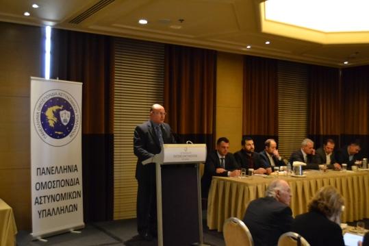 Τζανέτος ΦΙΛΙΠΠΑΚΟΣ - Εργασίες Διοικητικού και Γενικού Συμβουλίου της ΠΟΑΣΥ (5)