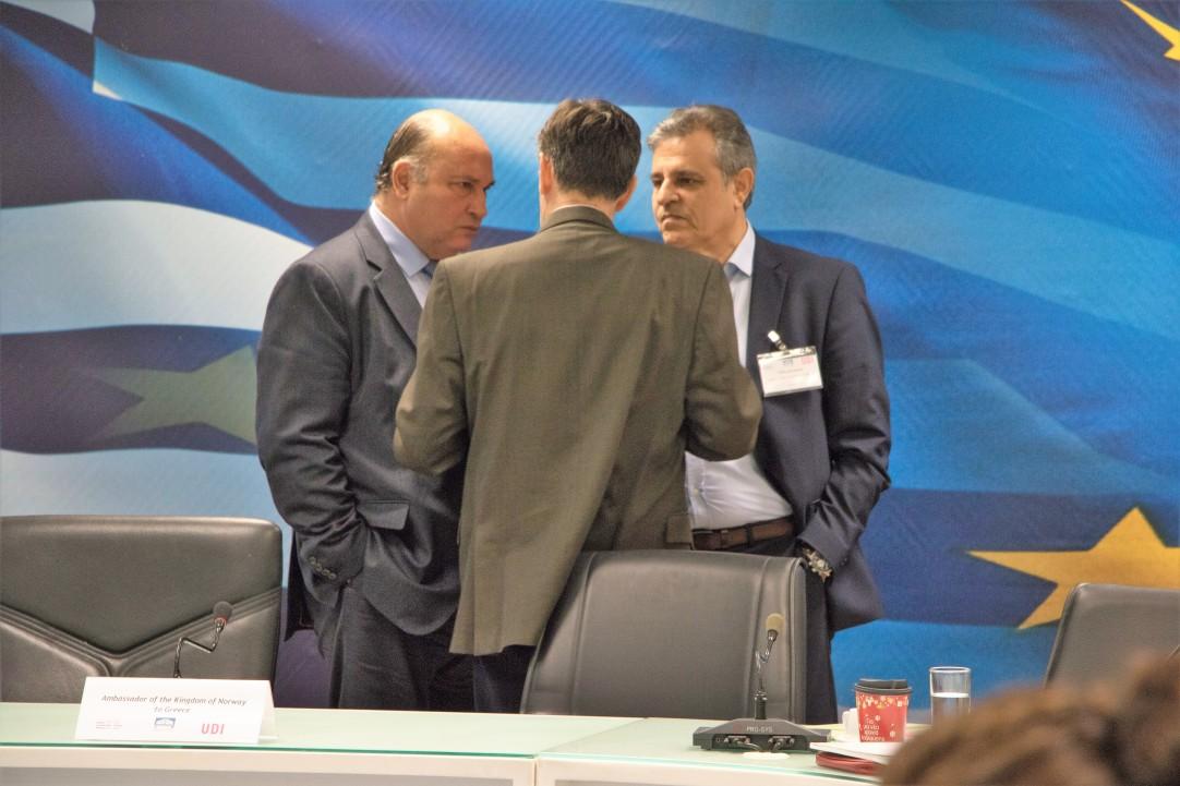 Τζανέτος ΦΙΛΙΠΠΑΚΟΣ - Ημερίδα Διαβούλευσης Χρηματοδοτικού Μηχανισμού Ε.Ο.Χ. 2014–2021 (EEAGrants) 4