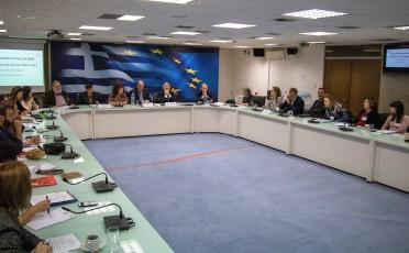 Τζανέτος ΦΙΛΙΠΠΑΚΟΣ - Ημερίδα Διαβούλευσης Χρηματοδοτικού Μηχανισμού Ε.Ο.Χ. 2014–2021 (EEAGrants) 2