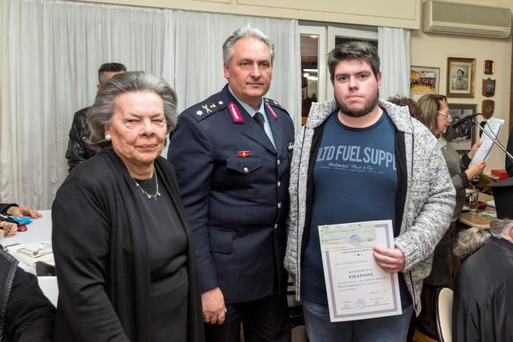 Τζανέτος ΦΙΛΙΠΠΑΚΟΣ - Στην εκδήλωση του Ομίλου Κυριών Φίλων Αστυνομίας Πειραιώς (10)