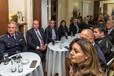 Τζανέτος ΦΙΛΙΠΠΑΚΟΣ - Στην εκδήλωση του Ομίλου Κυριών Φίλων Αστυνομίας Πειραιώς (3)