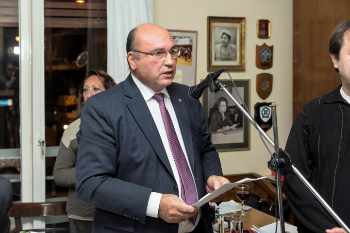Τζανέτος ΦΙΛΙΠΠΑΚΟΣ - Στην εκδήλωση του Ομίλου Κυριών Φίλων Αστυνομίας Πειραιώς (4)