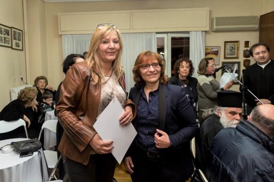Τζανέτος ΦΙΛΙΠΠΑΚΟΣ - Στην εκδήλωση του Ομίλου Κυριών Φίλων Αστυνομίας Πειραιώς (6)