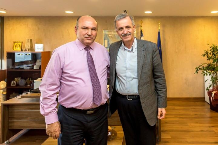 Τζανέτος ΦΙΛΙΠΠΑΚΟΣ - Συνάντηση με Γενικούς Γραμματείς (6)