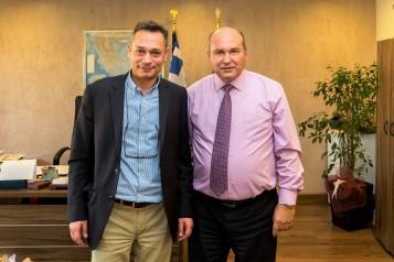 Τζανέτος ΦΙΛΙΠΠΑΚΟΣ - Συνάντηση με Γενικούς Γραμματείς (3)