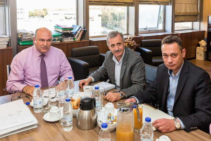 Τζανέτος ΦΙΛΙΠΠΑΚΟΣ - Συνάντηση με Γενικούς Γραμματείς (5)