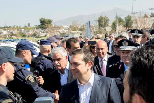 Τζανέτος ΦΙΛΙΠΠΑΚΟΣ - Υποδιεύθυνση Ασφάλειας Δυτικής Αττικής - Πρωθυπουργός Αλέξης ΤΣΙΠΡΑΣ (3)