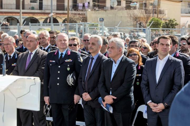 Τζανέτος ΦΙΛΙΠΠΑΚΟΣ - Υποδιεύθυνση Ασφάλειας Δυτικής Αττικής - Πρωθυπουργός Αλέξης ΤΣΙΠΡΑΣ (10)