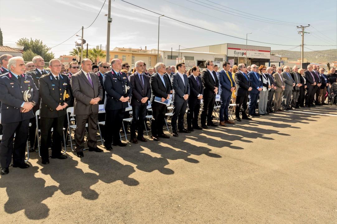 Τζανέτος ΦΙΛΙΠΠΑΚΟΣ - Υποδιεύθυνση Ασφάλειας Δυτικής Αττικής - Πρωθυπουργός Αλέξης ΤΣΙΠΡΑΣ (11)