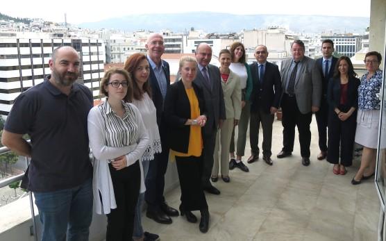 Τζανέτος ΦΙΛΙΠΠΑΚΟΣ - Συζήτηση Στρογγυλής Τράπεζας της Διεθνούς Επιτροπής Ερυθρού Σταυρού