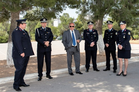 Τζανέτος ΦΙΛΙΠΠΑΚΟΣ - Σχολή Εθνικής Ασφάλειας (ε)