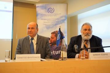 Τζανέτος ΦΙΛΙΠΠΑΚΟΣ - Βράβευση από τον ΔΟΜ στην Κρήτη (5)