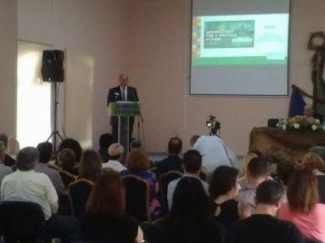 Τζανέτος ΦΙΛΙΠΠΑΚΟΣ - Ημερίδα «Εθελοντισμός και Περιβάλλον» στη Σκάλα Λακωνίας (γ)
