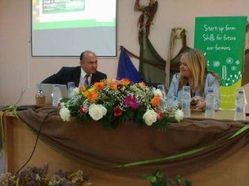 Τζανέτος ΦΙΛΙΠΠΑΚΟΣ - Ημερίδα «Εθελοντισμός και Περιβάλλον» στη Σκάλα Λακωνίας (β)