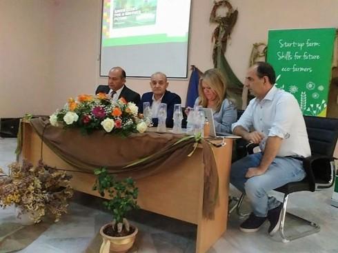 Τζανέτος ΦΙΛΙΠΠΑΚΟΣ - Ημερίδα «Εθελοντισμός και Περιβάλλον» στη Σκάλα Λακωνίας (α)