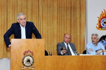 Τζανέτος ΦΙΛΙΠΠΑΚΟΣ - Σύσκεψη για την τρέχουσα αντιπυρική περίοδο στο Ε.Σ.Κ.Ε. (β)