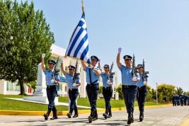 Τζανέτος ΦΙΛΙΠΠΑΚΟΣ - Τελετή ορκωμοσίας των νέων Υπαστυνόμων Β΄ (στ)