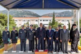 Τζανέτος ΦΙΛΙΠΠΑΚΟΣ - Τελετή ορκωμοσίας των νέων Υπαστυνόμων Β΄ (ζ)