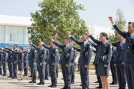 Τζανέτος ΦΙΛΙΠΠΑΚΟΣ - Τελετή ορκωμοσίας των νέων Υπαστυνόμων Β΄ (ε)
