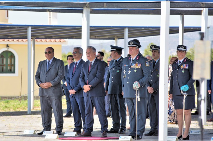 Τζανέτος ΦΙΛΙΠΠΑΚΟΣ - Τελετή ορκωμοσίας των νέων Υπαστυνόμων Β΄ (α)