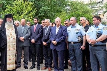 Τζανέτος ΦΙΛΙΠΠΑΚΟΣ - Τρισάγιο στη μνήμη των αδικοχαμένων Αστυνομικών (γ)