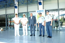 Τζανέτος ΦΙΛΙΠΠΑΚΟΣ - ΕπίσκεψηΤζανέτου ΦΙΛΙΠΠΑΚΟΥ, στην Γενική Περιφερειακή Αστυνομική Διεύθυνση Ηπείρου(1)