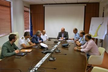 Τζανέτος ΦΙΛΙΠΠΑΚΟΣ - ΕπίσκεψηΤζανέτου ΦΙΛΙΠΠΑΚΟΥ, στην Γενική Περιφερειακή Αστυνομική Διεύθυνση Ηπείρου(2)
