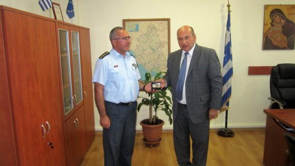 Τζανέτος ΦΙΛΙΠΠΑΚΟΣ - ΕπίσκεψηΤζανέτου ΦΙΛΙΠΠΑΚΟΥ, στην Γενική Περιφερειακή Αστυνομική Διεύθυνση Ηπείρου(5)